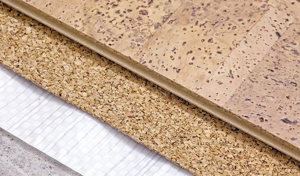Sunnyvale Cork Flooring Installation